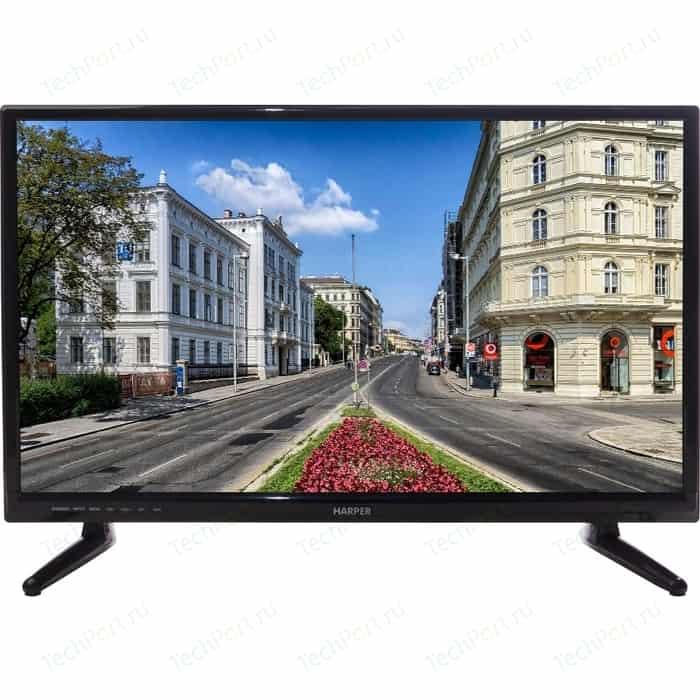 LED Телевизор HARPER 24R470T led телевизор harper 55u660ts