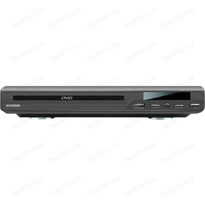 Фото - DVD-плеер Hyundai H-DVD160 dvd плеер bbk dvp030s