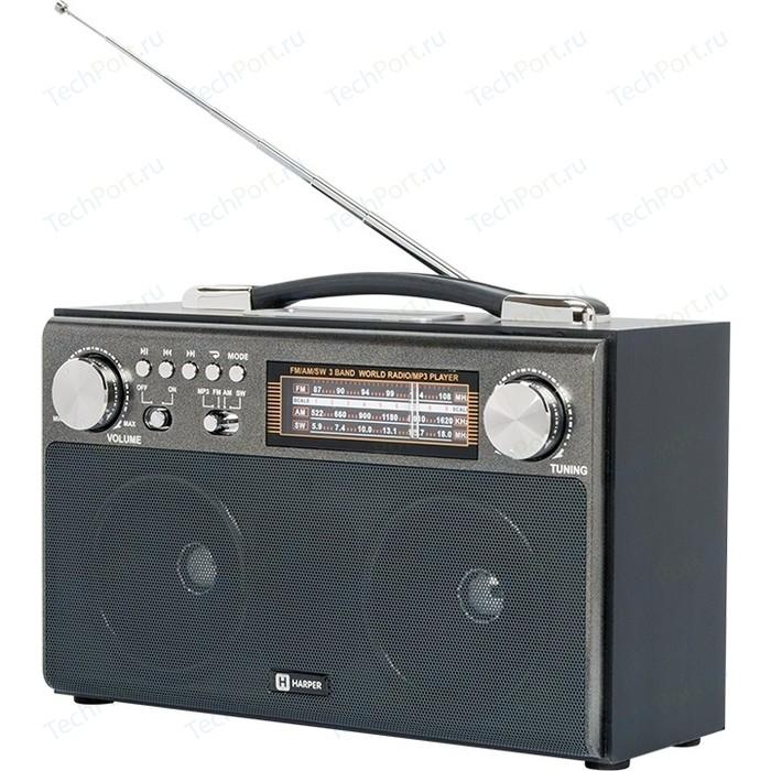 Радиоприемник HARPER HDRS-033 boxpop lb 033 45