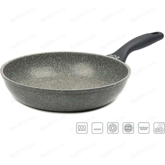 Сковорода Korea Wok d 24см Mega Stone (KWF2421MS)