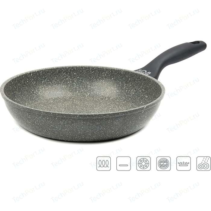 Сковорода Korea Wok d 28см Mega Stone (KWF2821MS )
