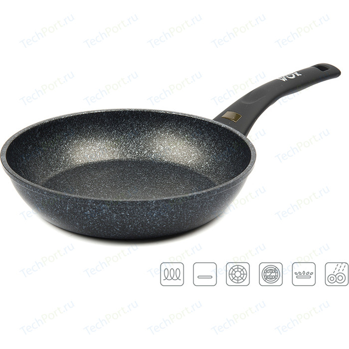 Сковорода Korea Wok 28см Marble (KWF2822MR)
