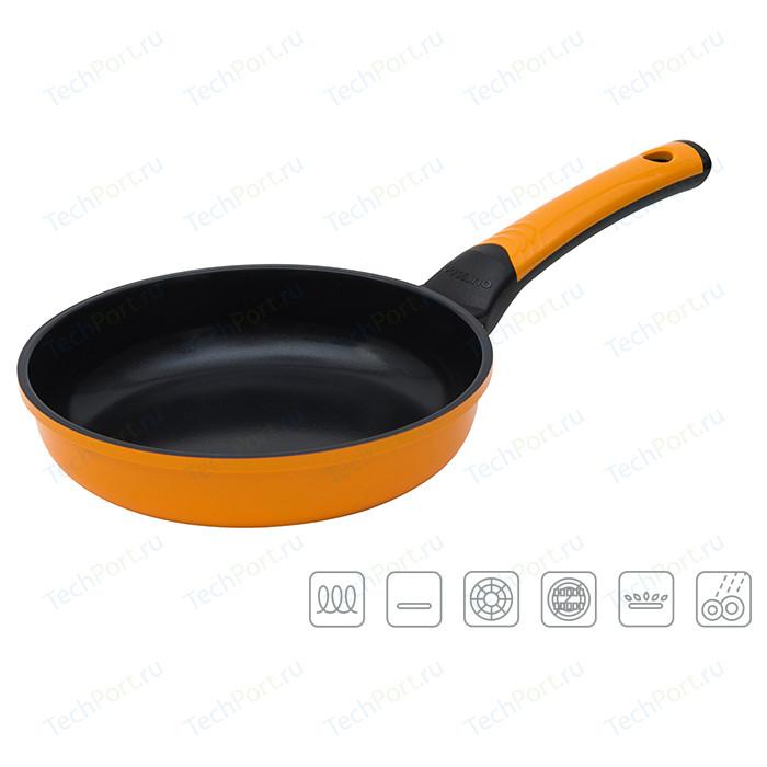 Сковорода Oursson d 20см Pallete Anionic Ceramic (PF2022C/OR)