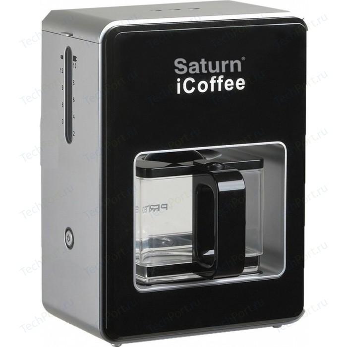 Кофеварка Saturn ST-CM7080 Black