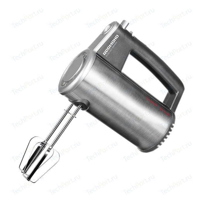 Миксер Redmond RHM-M2104 серый/металл