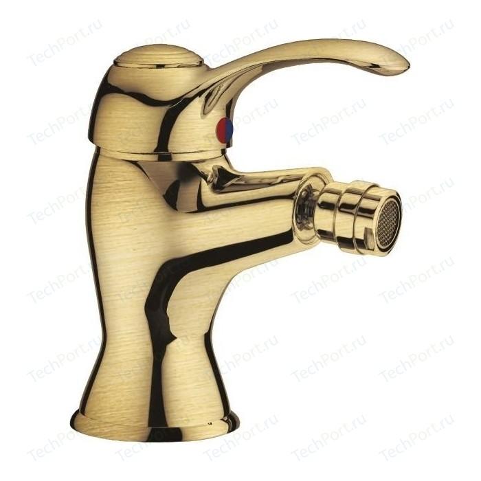Смеситель для биде Cezares Lira с донным клапаном, бронза (LIRA-C-BS1-02)