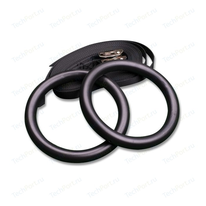 Кольца гимнастические Original FitTools Premium