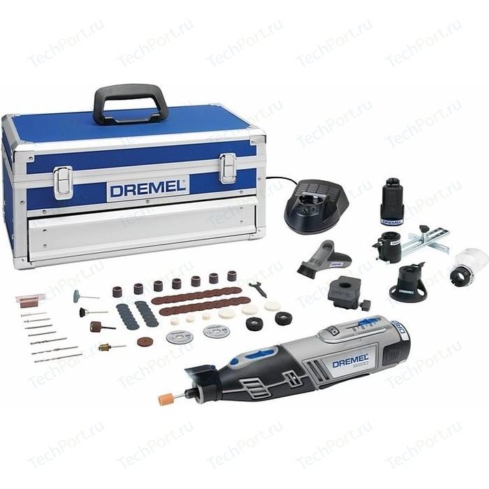 Гравер аккумуляторный Dremel 8220-5/65 Platinum (F0138220JN)