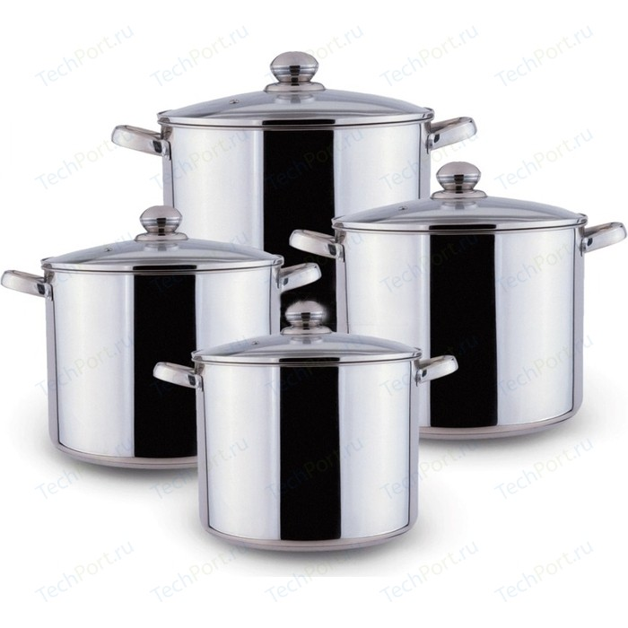 Набор посуды 8 предметов Kelli (KL-4254)