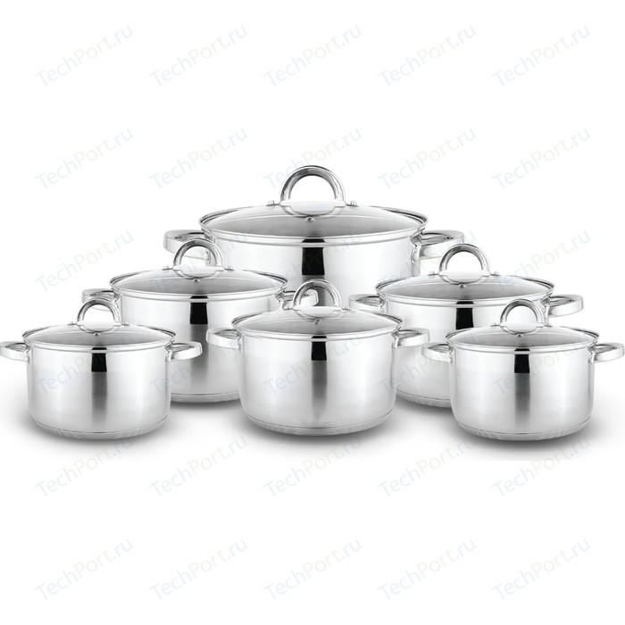 Набор посуды 12 предметов Kelli (KL-4265)