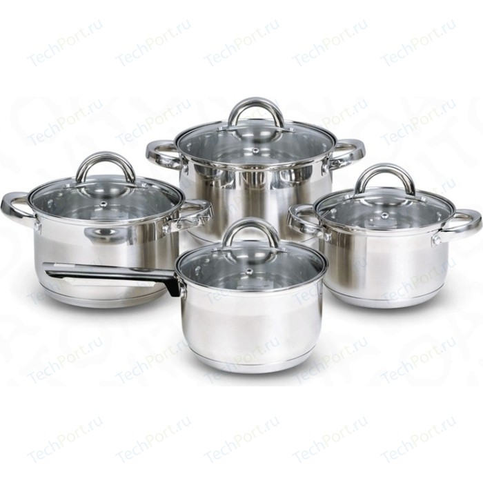 Набор посуды 8 предметов Kelli (KL-4266)