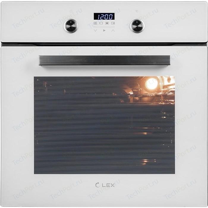 Электрический духовой шкаф Lex EDP 093 WH NEW