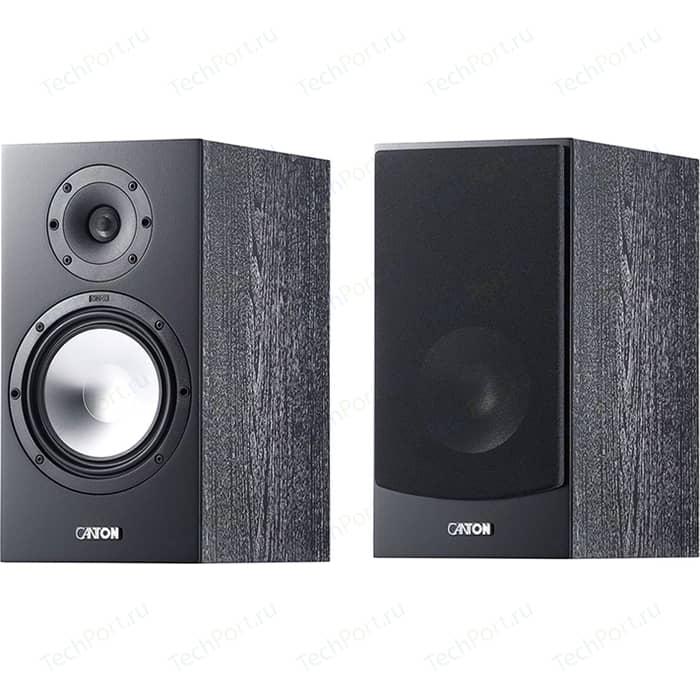 Полочная акустика Canton GLE 436.2 black активная полочная акустика dali oberon 1 c black ash