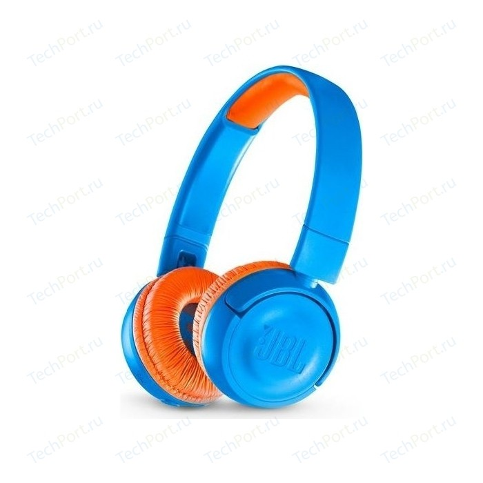 Фото - Наушники JBL JR300BT blue minglilai blue 40