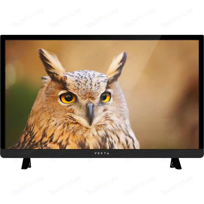 Фото - LED Телевизор VEKTA LD-22SF6015BT телевизор vekta ld 65su8731ss 65 2019 серый