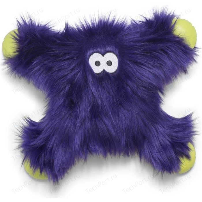 Игрушка Zogoflex Rowdies Lincoln плюшевая фиолетовая 28 см для собак (West Paw Design)