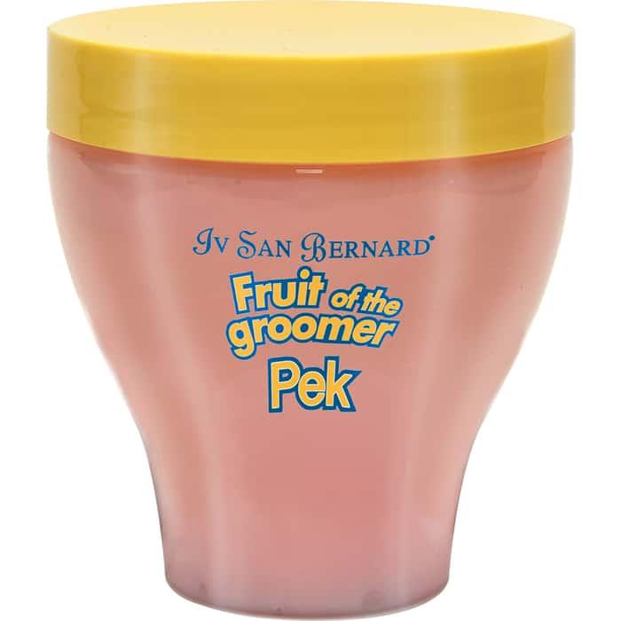Маска Iv San Bernard Fruit of the Grommer Pink Grapefruit Mask for Medium Coat восстанавливающая с витамином B6 для шерсти средней длины 250 мл