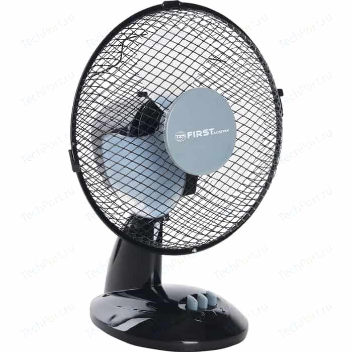 Вентилятор настольный FIRST FA-5550-BA