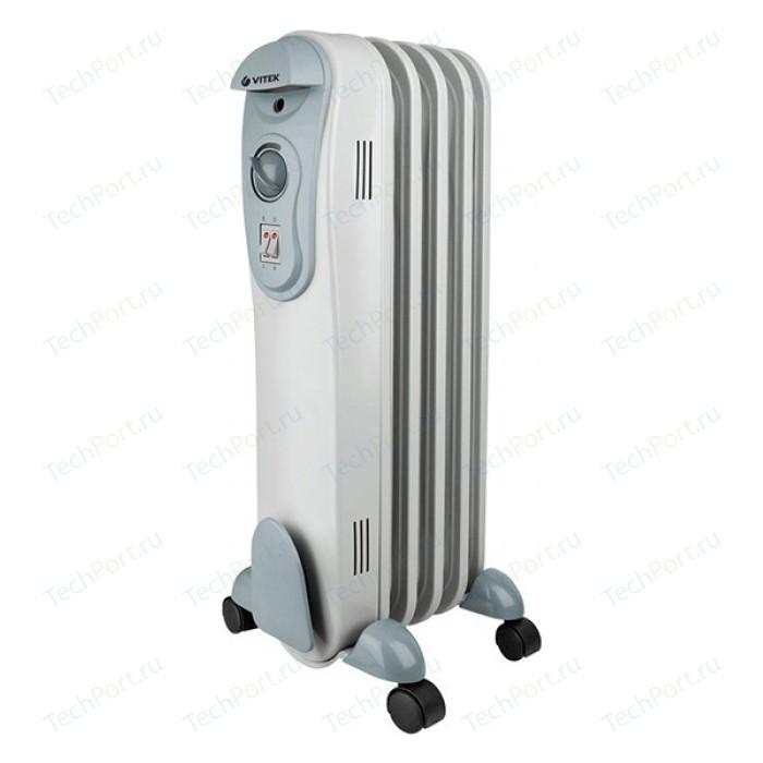 Масляный радиатор Vitek VT-2121(GY)