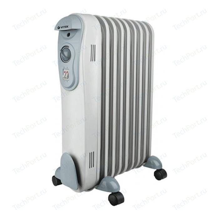 Масляный радиатор Vitek VT-2122(GY)