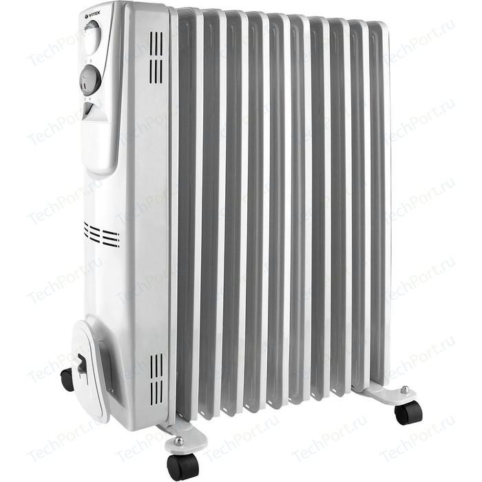 Масляный радиатор Vitek VT-2128(W)