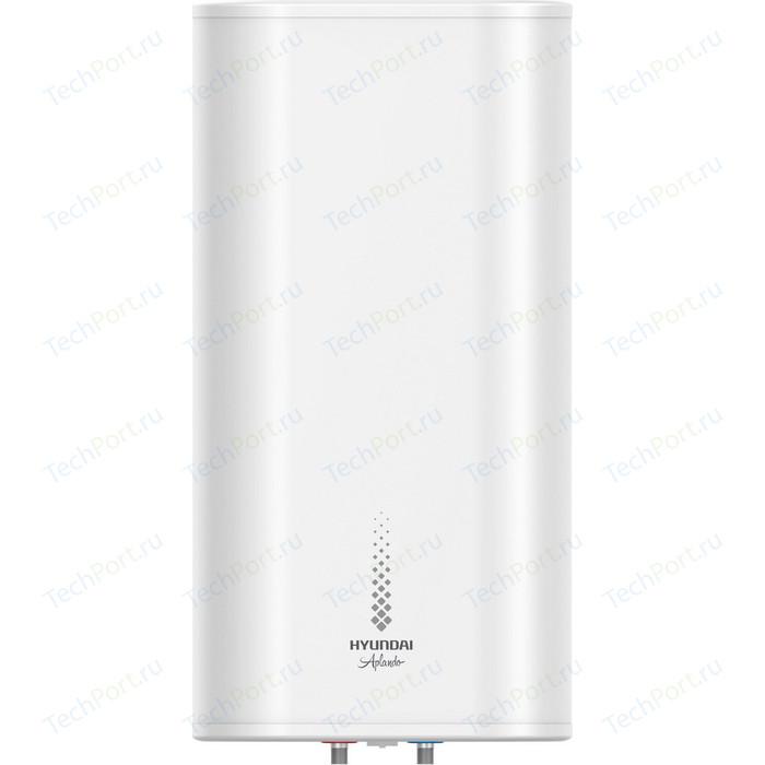 Фото - Электрический накопительный водонагреватель Hyundai H-SWS14-50V-UI555 водонагреватель hyundai h swe7 50v ui712 50л 1500вт вертикальный