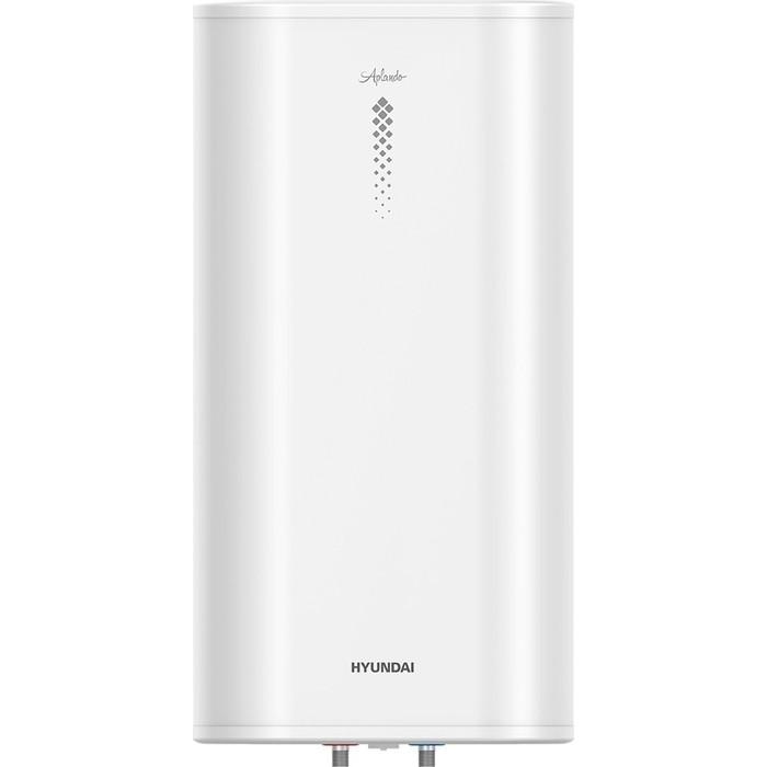 Фото - Электрический накопительный водонагреватель Hyundai H-SWS14-80V-UI556 водонагреватель hyundai h swe7 50v ui712 50л 1500вт вертикальный