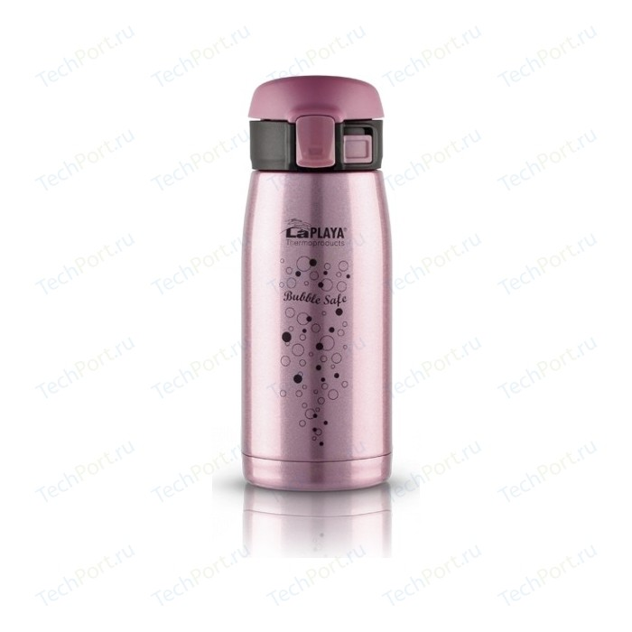 Термокружка 0.35 л LaPlaya Travel Tumbler Bubble Safe (560115)