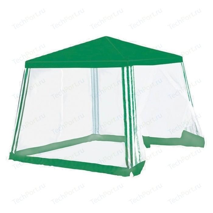 Тент Palisad Camping садовый с москитной сеткой, 2.5x2.5x2.45 (69520)