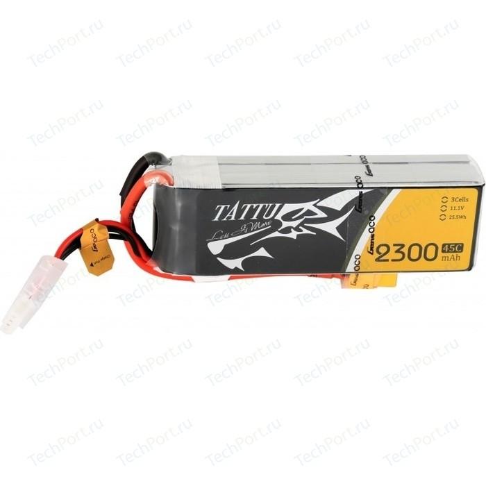 Аккумулятор Gens Li-Po 11.1 V 2300 mAh 45C (3S1P, EC3, XT60, Deans) - TA-45C-2300-3S1P-XT60