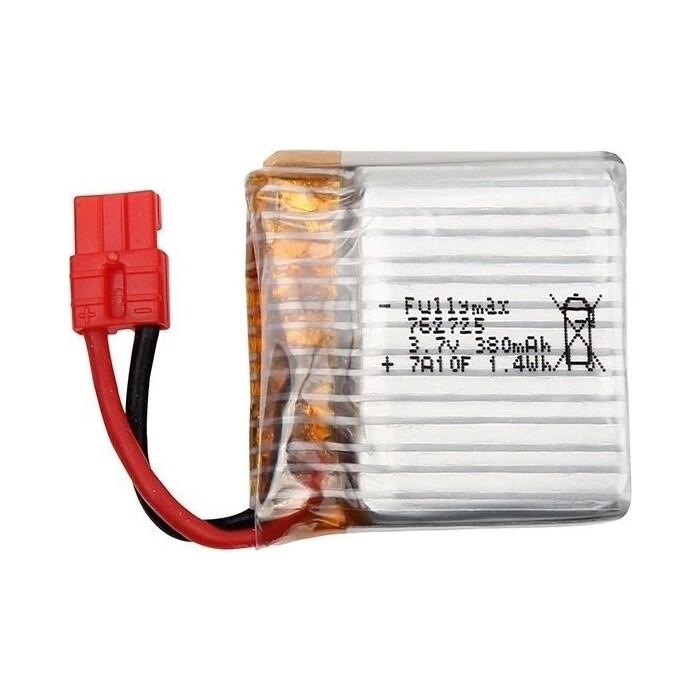 Аккумулятор Syma LiPo 3.7 V 380 mAh для X21W - SYMA-X21W-09