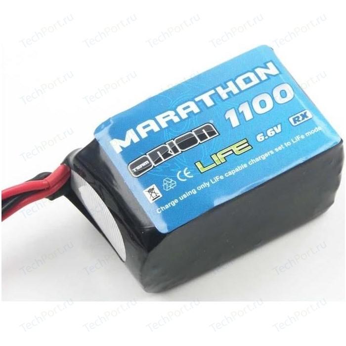 Аккумулятор Team Orion Marathon Life Hump RX LiFe 6.6 V 2S 30C 1100 mAh - ORI12257