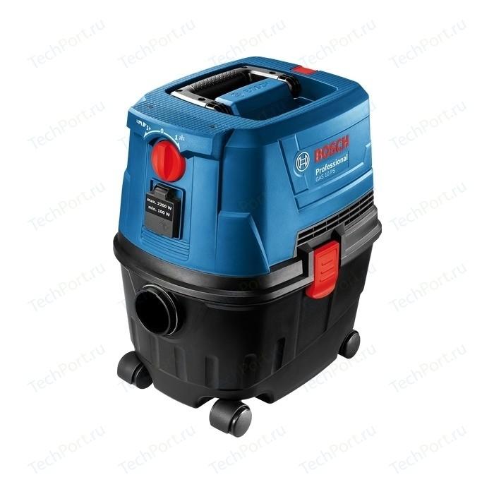 Пылесос строительный Bosch GAS 15 PS (0.601.9E5.100)
