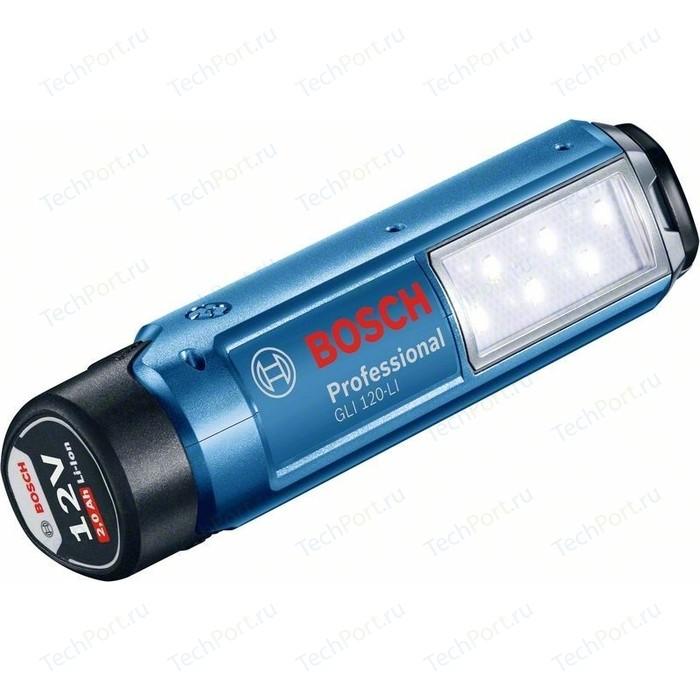 Фото - Фонарь аккумуляторный Bosch GLI 12 V-300 (0.601.4A1.000) фонарь аккумуляторный bosch gli 12 v 300 0 601 4a1 000