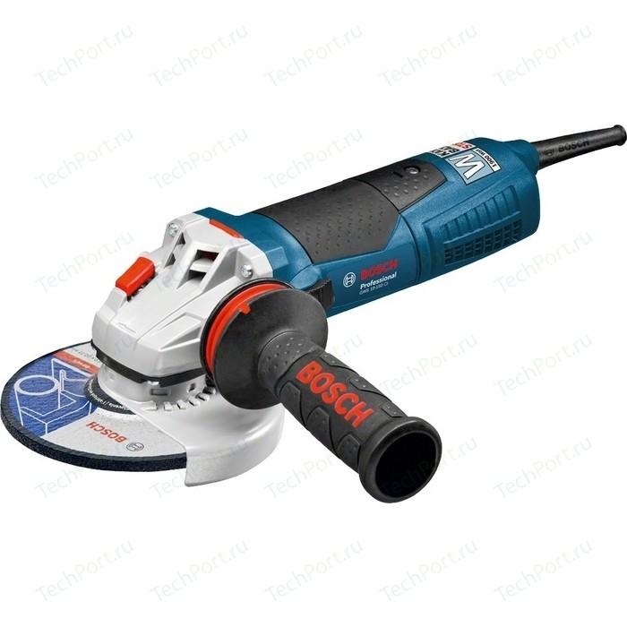 Угловая шлифмашина Bosch GWS 19-150 CI (0.601.79R.002) бита eurotex 031514 150 002