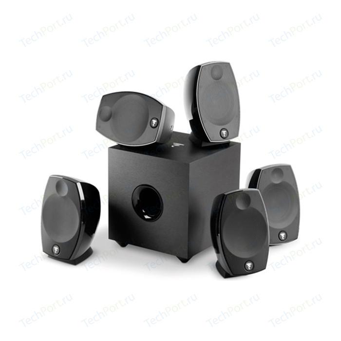 Фото - Комплект акустики FOCAL SIB EVO 5.1 black комплект акустики canton movie 95 black