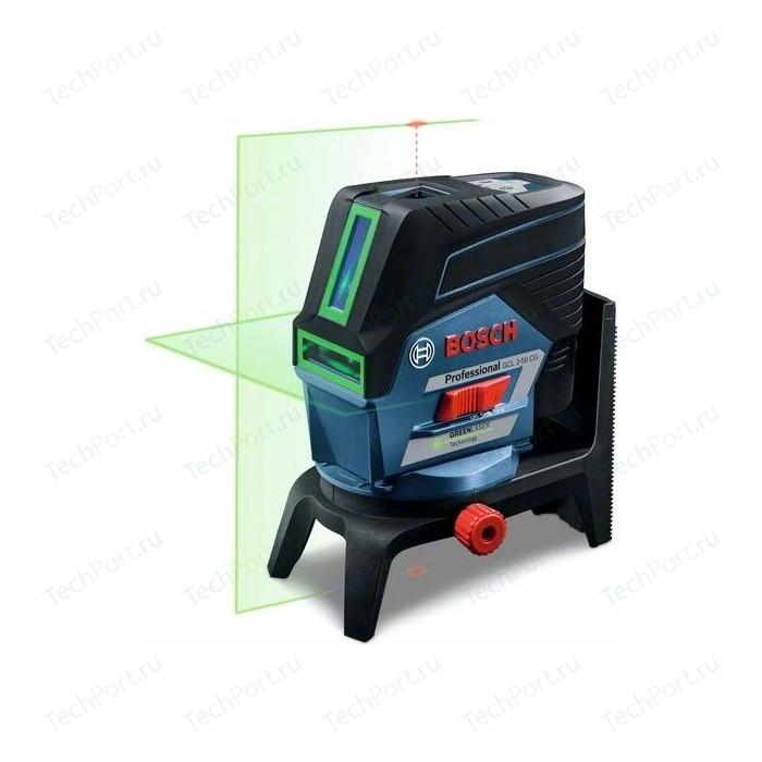 Нивелир лазерный Bosch GCL 2-50 CG + RM 2 (12 V), BM 3 clip, L-Boxx (0.601.066.H00)