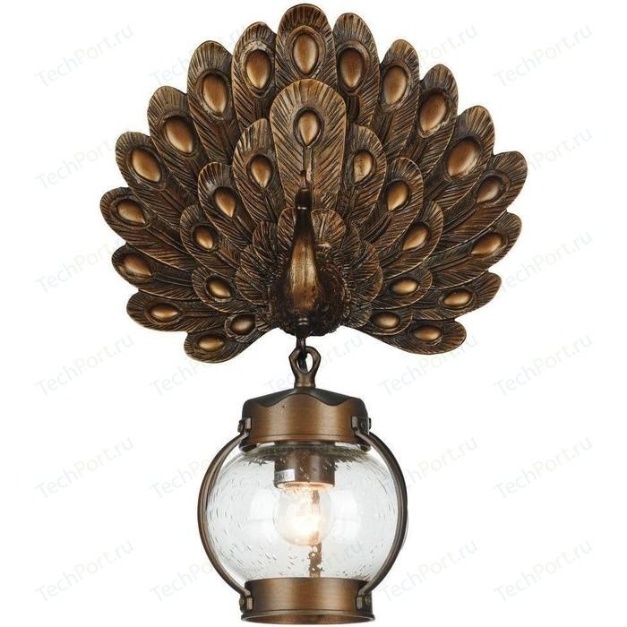 Уличный настенный светильник Favourite 2032-1W