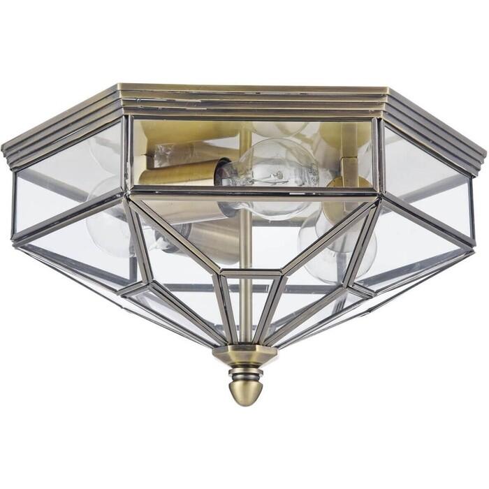 Потолочный светильник Maytoni H356-CL-03-BZ