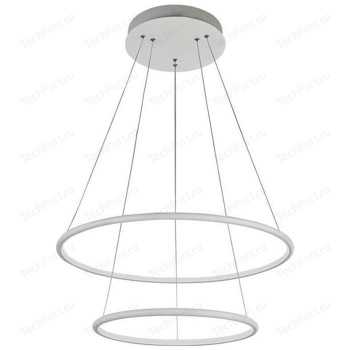 Подвесной светодиодный светильник Maytoni MOD807-PL-02-60-W