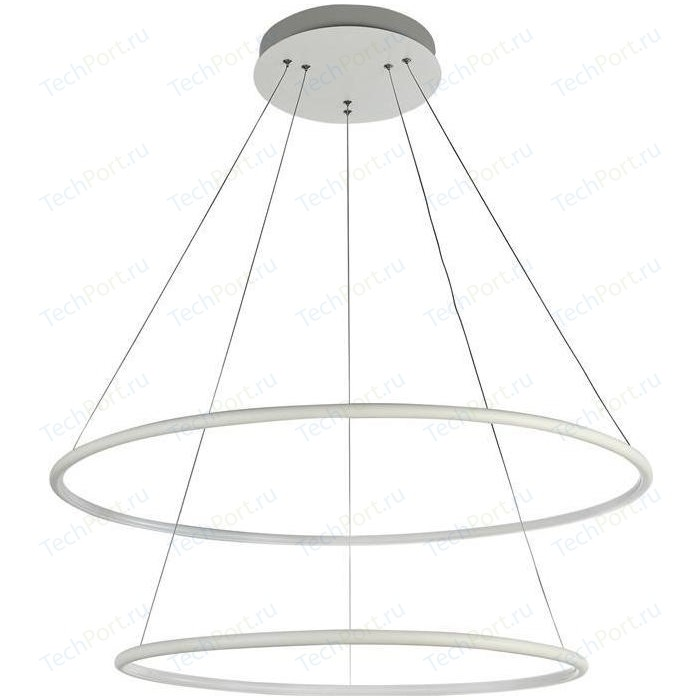 Подвесной светодиодный светильник Maytoni MOD807-PL-02-85-W