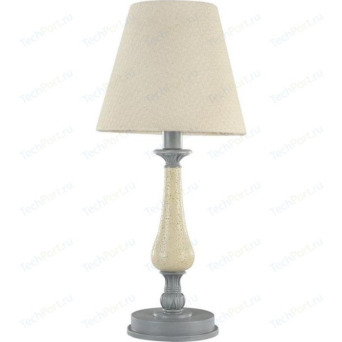 Фото - Настольная лампа Maytoni ARM355-TL-01-GR romanson tl 0334c lw gr