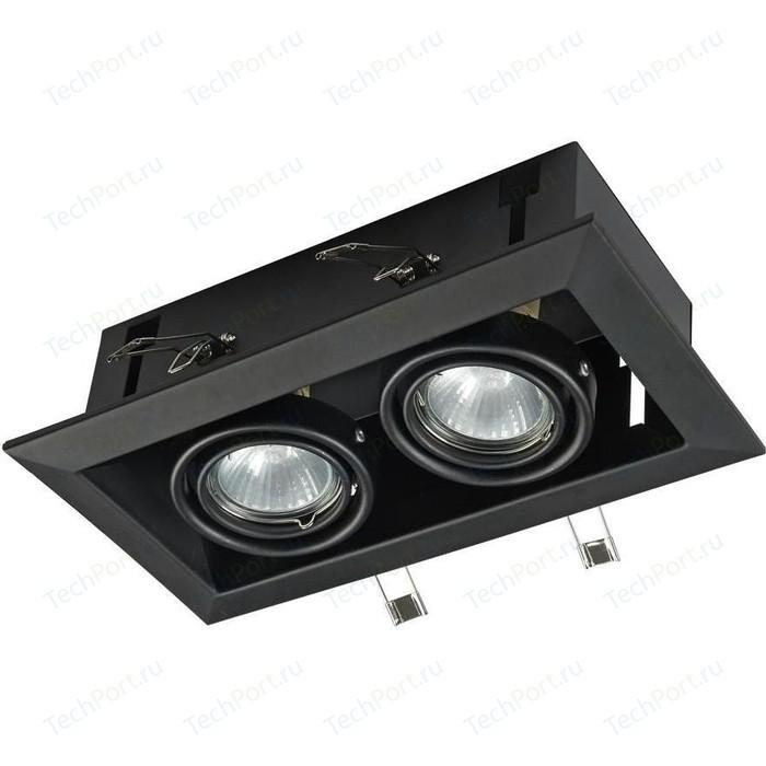 Встраиваемый светильник Maytoni DL008-2-02-B
