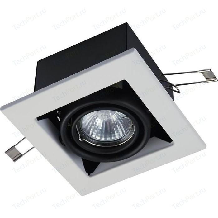 Встраиваемый светильник Maytoni DL008-2-01-W встраиваемый светильник maytoni dl009 2 01 ch