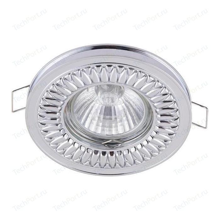 Встраиваемый светильник Maytoni DL301-2-01-CH встраиваемый светильник maytoni dl009 2 01 ch