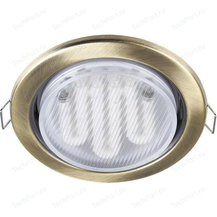 Встраиваемый светильник Maytoni DL293-01-BZ