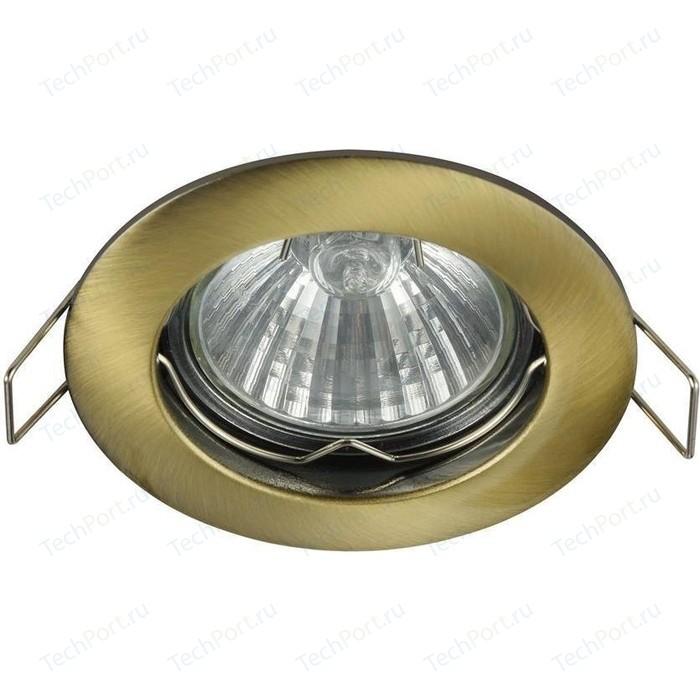 Встраиваемый светильник Maytoni DL009-2-01-BZ встраиваемый светильник maytoni dl009 2 01 ch