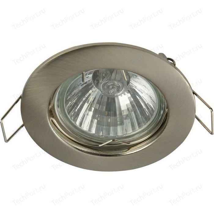 Встраиваемый светильник Maytoni DL009-2-01-N встраиваемый светильник maytoni dl009 2 01 ch