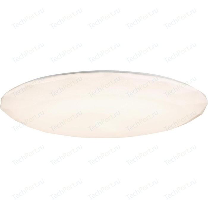 Потолочный светодиодный светильник с пультом Omnilux OML-47207-80