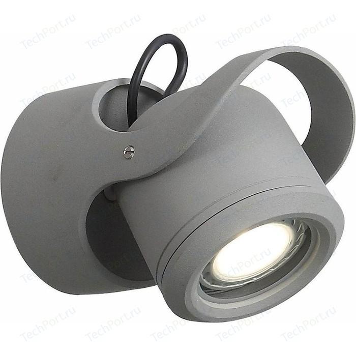 Уличный настенный светодиодный светильник ST-Luce SL093.701.01